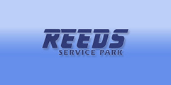 Reeds Park and Ride service for Heathrow logo