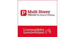 Liverpool Airport Multi Storey car park logo