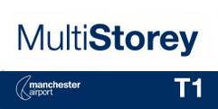 Multi-Storey - Terminal 1 - Manchester Airport Parking   logo