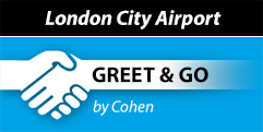 Cohen Greet and Go logo