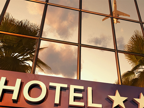Airport Hotels with Parking