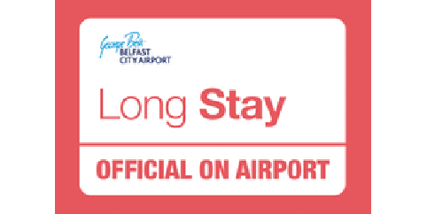 Belfast City Airport Long Stay  logo