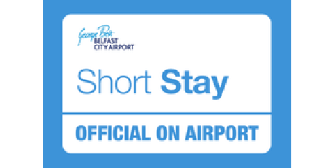 Belfast City Airport Parking - Short Stay logo