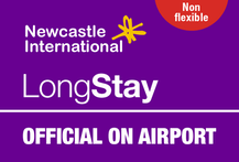 Newcastle On-Airport Long Stay NON-FLEX logo