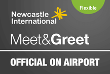 Newcastle On-Airport Meet & Greet logo
