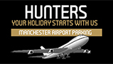 Hunters Park and Ride - Manchester logo
