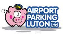 Luton Pink Pig Parking - Meet & Greet logo