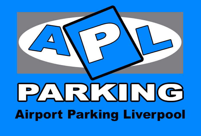 Liverpool Airport APL Park & Ride logo