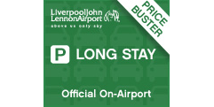 Liverpool Airport Long Stay Car Park - NON-FLEX logo
