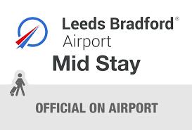 Leeds Bradford Mid Stay logo