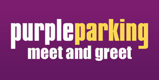 Purple Parking Meet and Greet logo