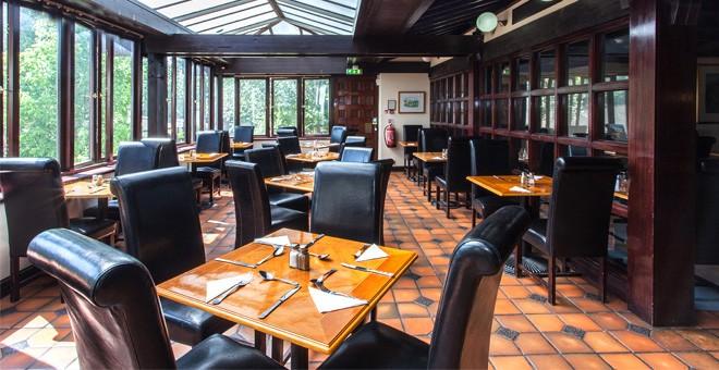 Gatwick Europa Hotel restaurant