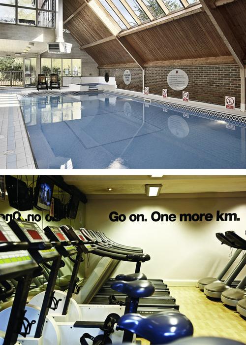 Gatwick Copthorne Hotel gym