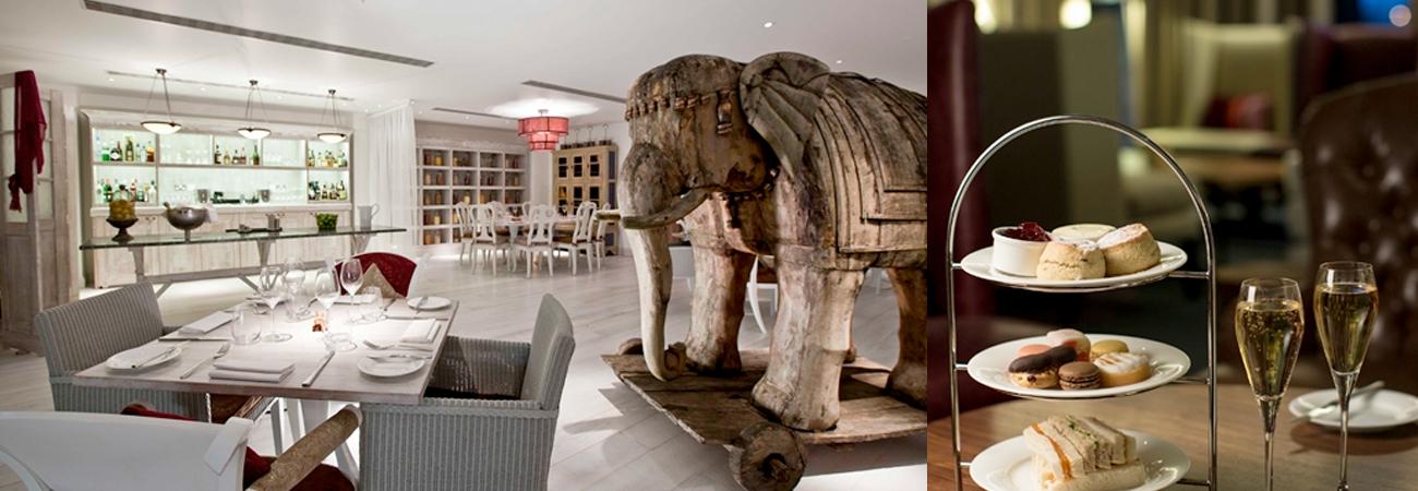 Heathrow Hilton Terminal 5 Hotel bedrooms