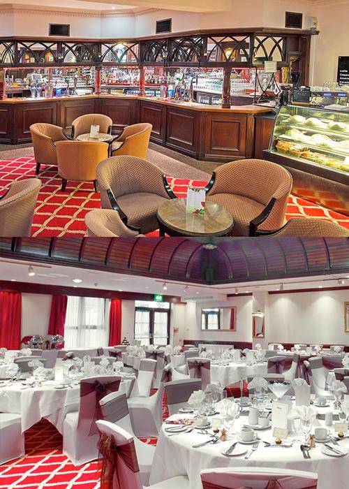 Manchester Britannia Country House Hotel restaurant