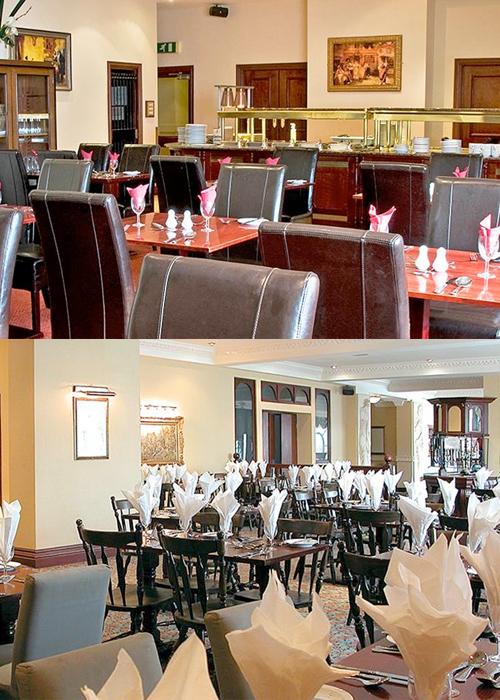 Manchester Britannia Stockport Hotel restaurant