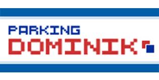 Parking Dominik Warszawa Okęcie logo
