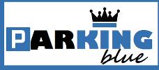 Parking Blue Warszawa Modlin logo