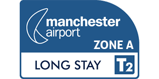 Manchester Airport T2 Long Stay - ZONE A logo