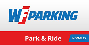 Southampton WF Parking Park & Ride - Non-Flexible logo
