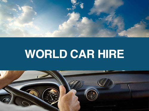 International Car Hire.