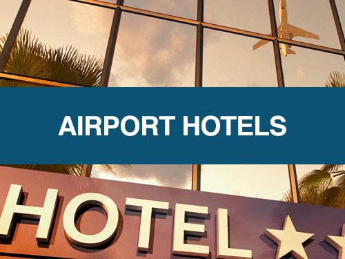 Newcastle Airport Hotels with Parking