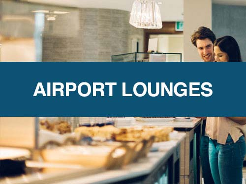 Newcastle Airport Lounges