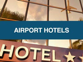 Southampton Airport Hotels with Parking