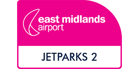 East Midlands Airport JetParks 2 logo