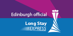 Edinburgh Airport Long Stay Express logo