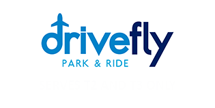 Heathrow Drivefly Park and Ride - T4 Only logo