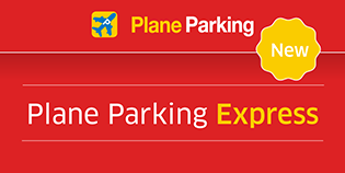 Edinburgh Airport Plane Parking Express logo