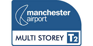 Multi Storey T2 East Manchester Airport logo