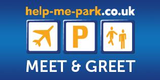 Luton Help Me Park - Meet & Greet logo
