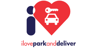I Love Park & Deliver for Gatwick Airport logo