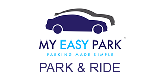 Glasgow My Easy Park and Ride logo