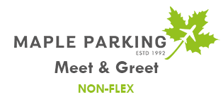 Edinburgh Maple Parking Meet & Greet - NON-FLEX logo