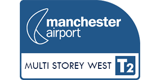 Official Manchester Airport T2 Multi Storey West  logo