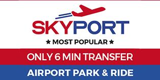 Glasgow Skyport logo