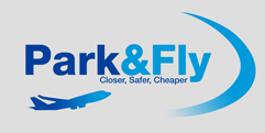 Newcastle Park and Fly - NON-FLEX logo