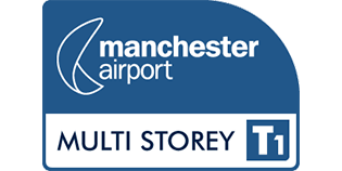 Official Airport T1 Multi-Storey logo