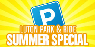 Luton Park and Ride Summer Special logo