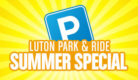 Park and Ride Summer Special logo