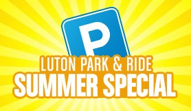 Park and Ride Summer Special