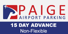 Paige Park & Ride 15 Day Advance
