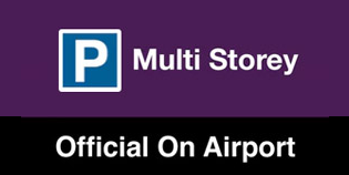 Official Multi-Storey Airport Parking logo