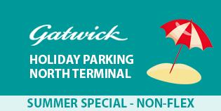 Holiday Parking North Summer Special - NON-FLEX logo