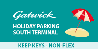 Holiday Parking Long Stay South - NON-FLEX logo