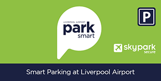 Liverpool Airport Park Smart logo