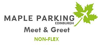 Maple Parking  Edinburgh Meet & Greet - NON-FLEX logo